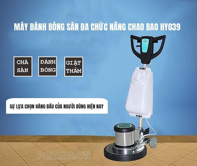 máy chà sàn chaobao hy-039