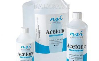 acetone là gì