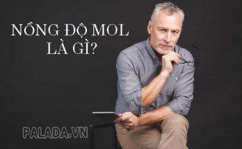 nồng độ mol là gì