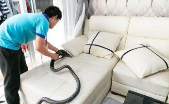 Máy vệ sinh hút bụi sofa rất hiệu quả