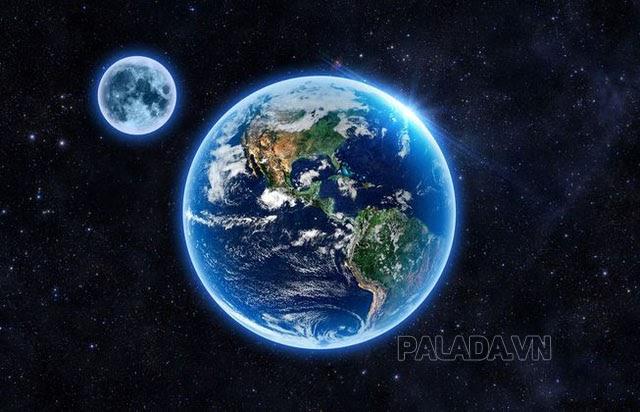 Trọng lực của Trái đất