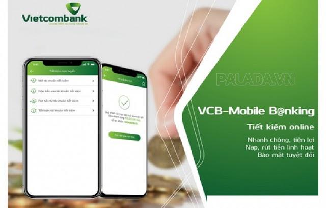 Dịch vụ ngân hàng điện tử Vietcombank đa dạng