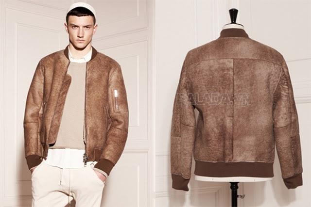 Áo jacket thoải mái, năng động