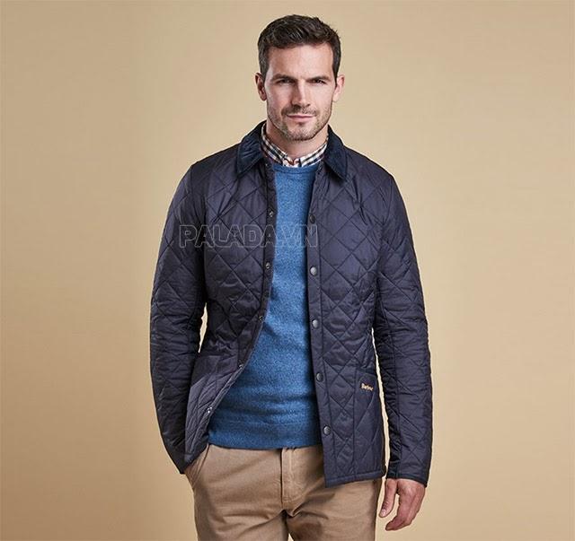 Quilted jacket thiết kế ấn tượng