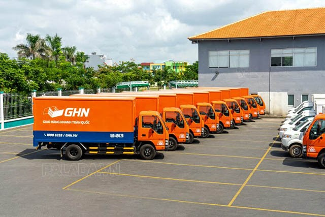 Giao Hàng Nhanh là doanh nghiệp kinh doanh Logistics