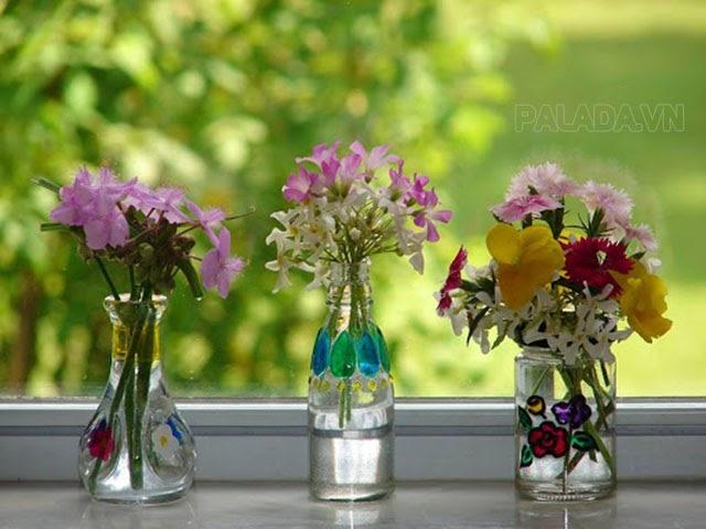 Hoa tươi để bàn đẹp