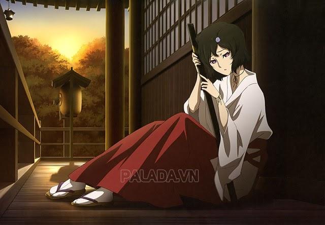 Nhân vật Ruka Urushibara có dáng vẻ yêu kiều