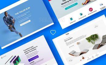 Landing page dẫn dắt người dùng thực hiện chuyển đổi