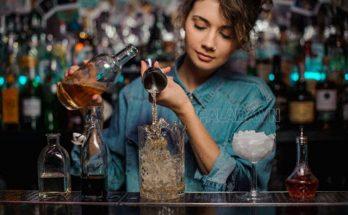 Bartender là nhân viên pha chế đồ uống