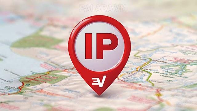 Địa chỉ IP tương tự như địa chỉ nhà riêng