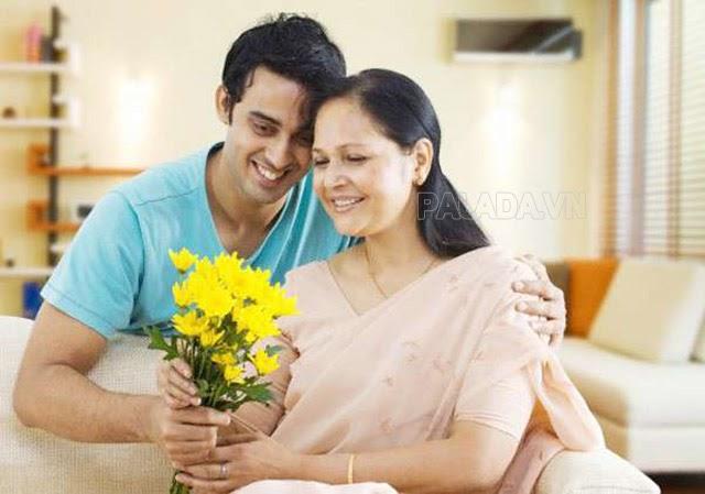 Lời chúc yêu thương gửi đến mẹ kính yêu