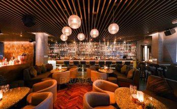 Lounge là sự pha trộn giữa quán cà phê và bar