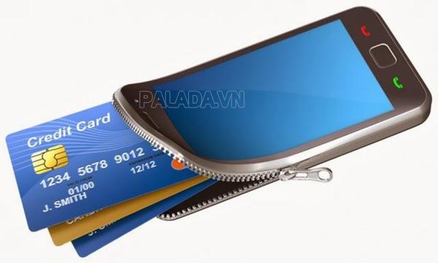 Ví điện tử là giải pháp thanh toán trực tuyến